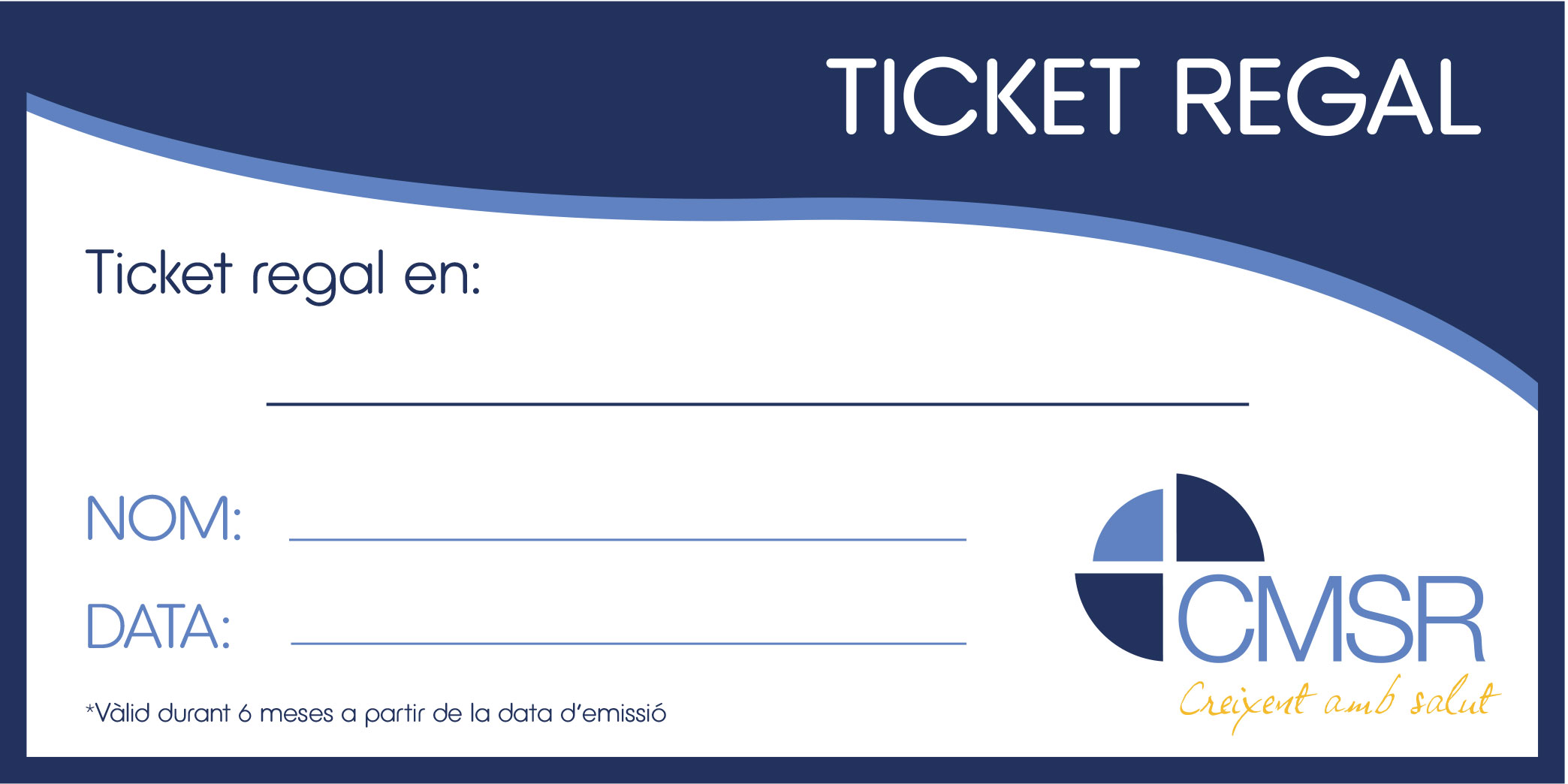 TICKET-REGALO